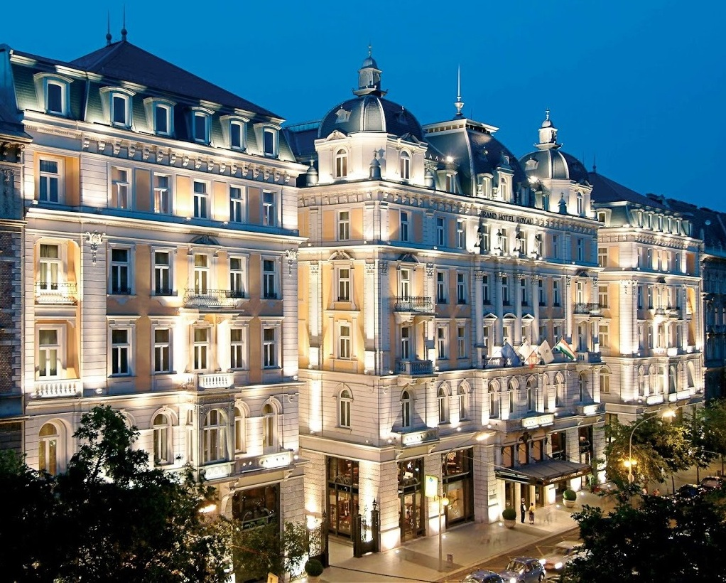 Partnerhotel grand hotel royal corinthia luxus pur for Grand hotel