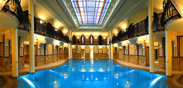 Spa Bereich Corinthia Grand Hotel